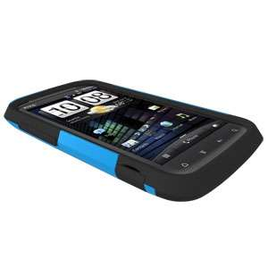 BLUE TRIDENT AEGIS SERIES IMPACT SHELL CASE COVER for HTC Sensation 4G