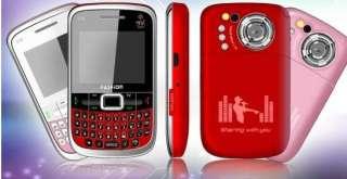 Unlocked Worldwide Use Mobile Phone 3 Sim Cards TV  Mp4 Bluetooth
