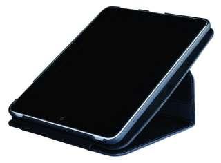 Trexta iPad Rotating Folio Leather Case Stand Black NEW 813365016261