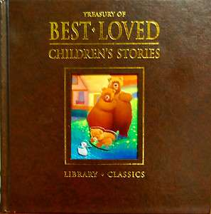 Treasury of Best Loved Childrens Stories A MUST HAVE 9781412760201