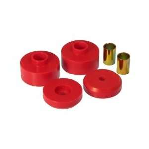 Prothane 6 1602 Red Transfer Case Mount Kit Automotive