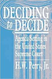 To Decide, (0674194438), H. W. Perry, Textbooks   Barnes & Noble