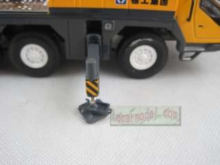 50 scale XCMG QAY200 Mobile Heavy Crane Metal Die Cast