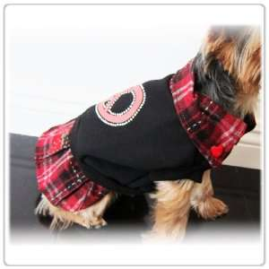 Pet Dog Clothing Cute One Piece Dress Small Size Pet