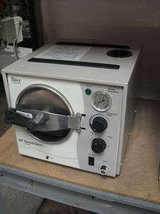 ritter m7 speedclave autoclave/sterilizer