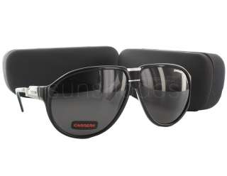 NEW Carrera Avant FQBRN Black / Brown Grey Sunglasses