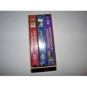 Readers Digest & BBC Present   Fascinating World of Animals (Box Set