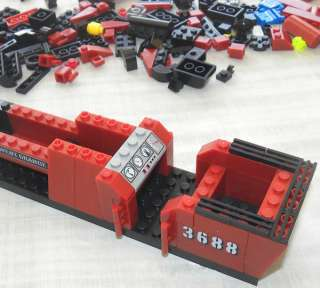 627 Enlighten Building Blocks Train city Toy Series Steam Locomotive