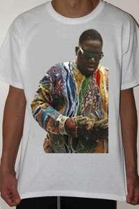 Biggie Smalls Shirt Counting Money Vintage Notorious B.I.G
