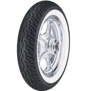 Dunlop Harley Davidson D402 Tire   Rear   MT90 16   Wide White