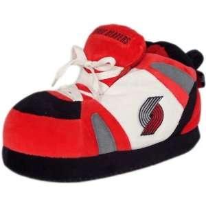 Portland Trail Blazers Mens House Shoes Slippers: Sports