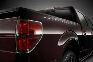 title oem harley davidson rear bed emblem ford f150 f250 f350 f450