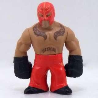 WWE Wrestling Rumblers Rey Mysterio Loose Figure Rare