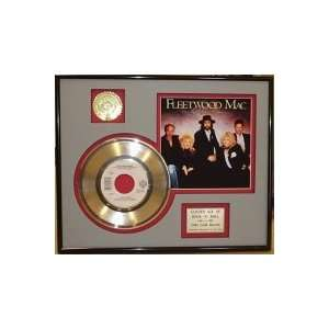 FLEETWOOD MAC Gold Record Limited Edition Collectible