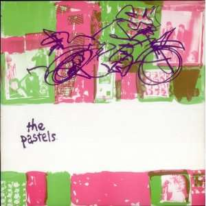 Truck Train Tractor   pink/green sleeve The Pastels Music