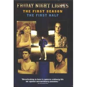 Friday Night Lights Season 1 Volume 1(NOT COMPLETE SEASON