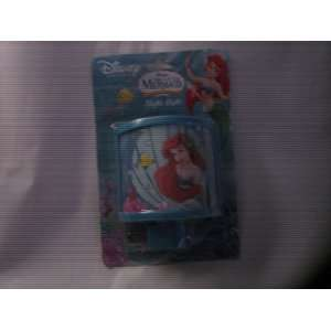 The Little Mermaid Night Light