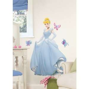 Disney Princess   Cinderella Giant Peel & Stick Wall Decal