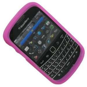 BlackBerry Bold 9900 Pink Skin Case Electronics