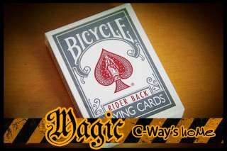 B064 Close Up Magic New Trick Fism The Master Deck +DVD