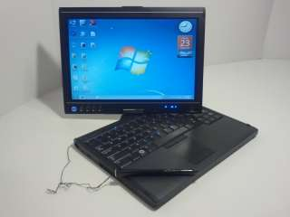 Dell Latitude XT Tablet PC  3GB Ram Core Duo 2 Touchscreen Fingerprint