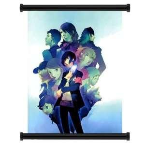 Shin Megami Tensei Persona 3 Game Fabric Wall Scroll Poster (16x21