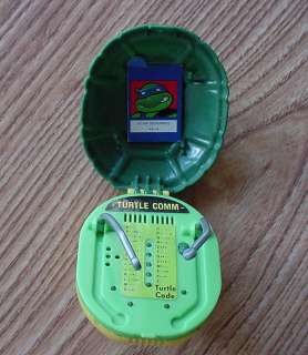 teenage mutant ninja turtles tmnt COMMUNICATOR THAT LIGHTS UP