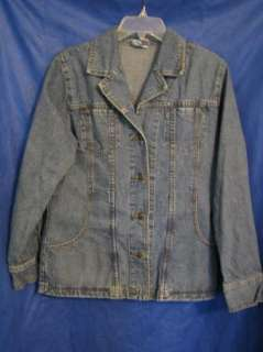 ISABELLA BIRD Anthropologie DENIM JACKET lk~nw M