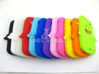 Silicone Skin Protector For Blackberry Bold 9900 9930 Cover Case Guard