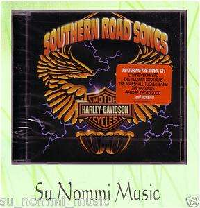 Road Songs (CD) Skynyrd Blackfoot Little Feat NEW! 724353509927