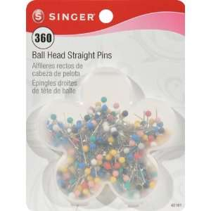 Color Ball Head Pins in Flower Box, 360 Count Arts, Crafts & Sewing