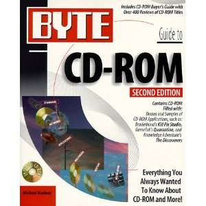 Byte Guide to Cd Rom (9780078821042) Michael Nadeau Books