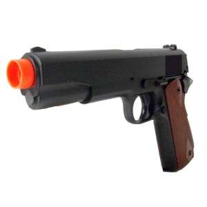 Gas Semi Auto Airsoft Gun Full Scale 1911 Non Blowback Pistol