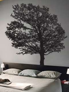 Vinyl Wall Decal Sticker LARGE 8.6ft Tall TREE