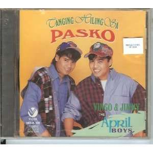 Vingo & Jimmy The April Boys ~ Tanging Hiling Sa Pasko
