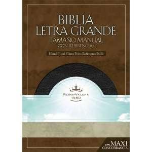 RVR 1960 Biblia Letra Granda Tamano Manual (Spanish Edition) [Large