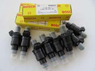 NEW Bosch 0280150222 Fuel Injectors 85 88 TPI 5.0L Camaro Firebird