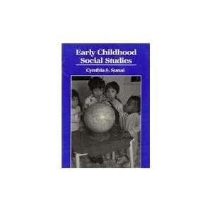 Social Studies (9780675209601) Cynthia Szymanski Sunal Books