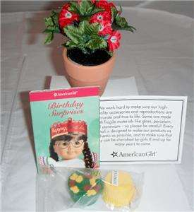 McIntire American Girl Wow  Complete Birthday Set Wow New