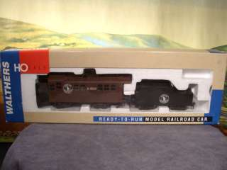 HO 187 Walthers Alco Rotary Snow Plow GREAT NORTHERN X 1510 Motorized