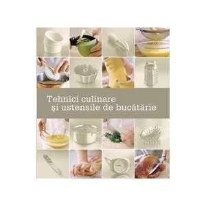 culinare si ustensile de bucatarie (9789737242198): Editura All: Books