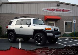 07 11 Toyota FJ Cruiser Suspension Lift Kit withShocks