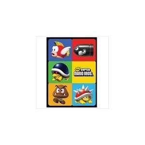 Super Mario Bros. Sticker Sheets Toys & Games