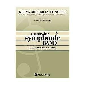Glenn Miller in Concert Musical Instruments