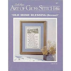 Scene)   Leaflet 18, Counted Cross Stitch Sampler Linda Myers Books