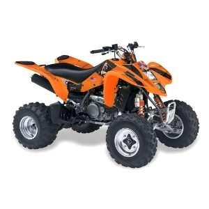 AMR Racing Kawasaki KFX450, KFX450r ATV Quad, Graphic Kit
