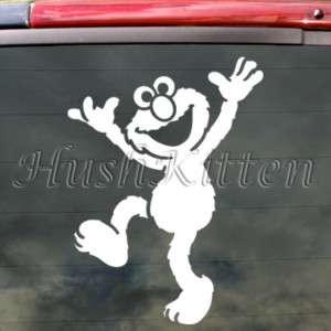 Sesame Street Decal Elmo Car Truck Window Sticker