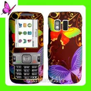 STRAIGHT TALK Case Cover Samsung R451C R451 BUTTERFLY