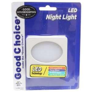 Good Choice 244 White LED Panel Night Light Automotive