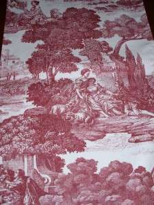 Runner   Waverly, Toile   Cinnamon   La Belle Champagne